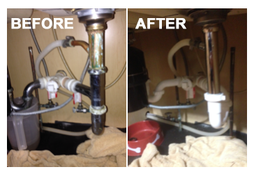 Kildeer Plumbing Repair of Corroded Pipes