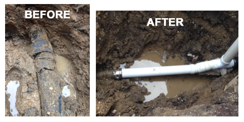 Long Grove Sewer Repair
